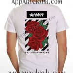 Pyne Rose Ahwk Funny Shirts