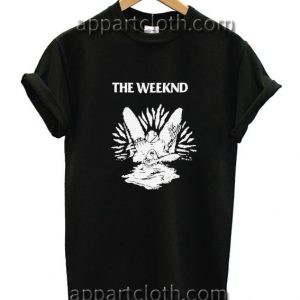 The Weeknd Starboy Deadhead Head Funny Shirts