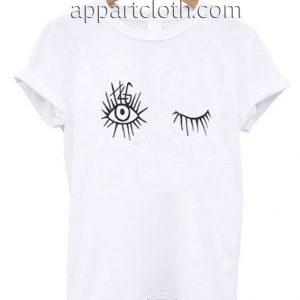 Ring eyes Funny Shirts