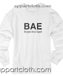 BAE Bangtan ARMY Expert Unisex Sweatshirts