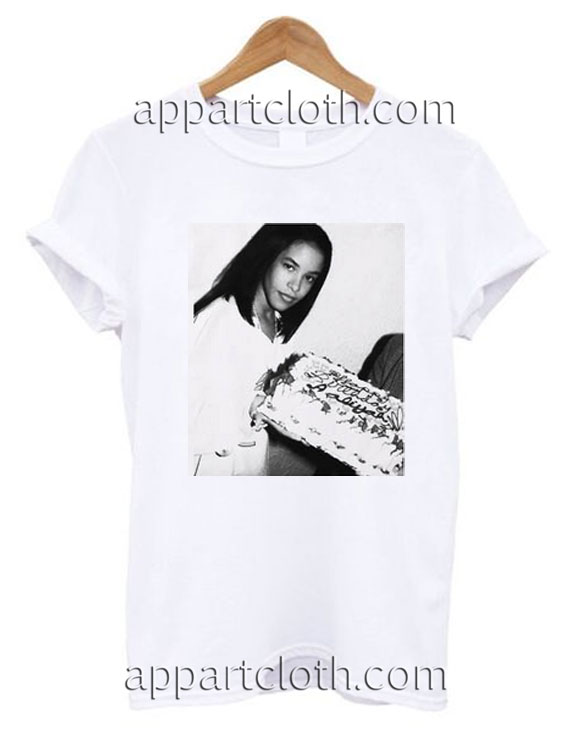 Happy Birthday Aaliyah Funny Shirts