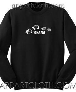 Honu Ohana Unisex Sweatshirts