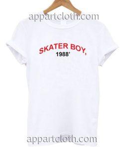 Skater Boy 1988 Funny Shirts