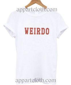 Weirdo Funny Shirts