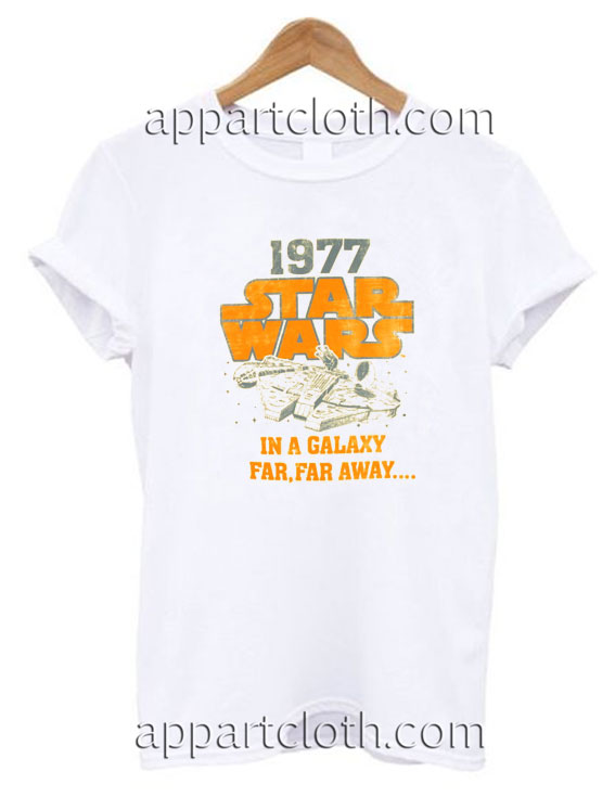 1977 Star Wars Funny Shirts