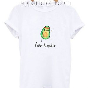 Avo Cardio Funny Shirts
