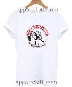 Crazy Horse Funny Shirts
