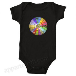 Evolution Pokemon Funny Baby Onesie