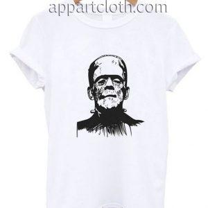 Frankenstein Halloween Funny Shirts