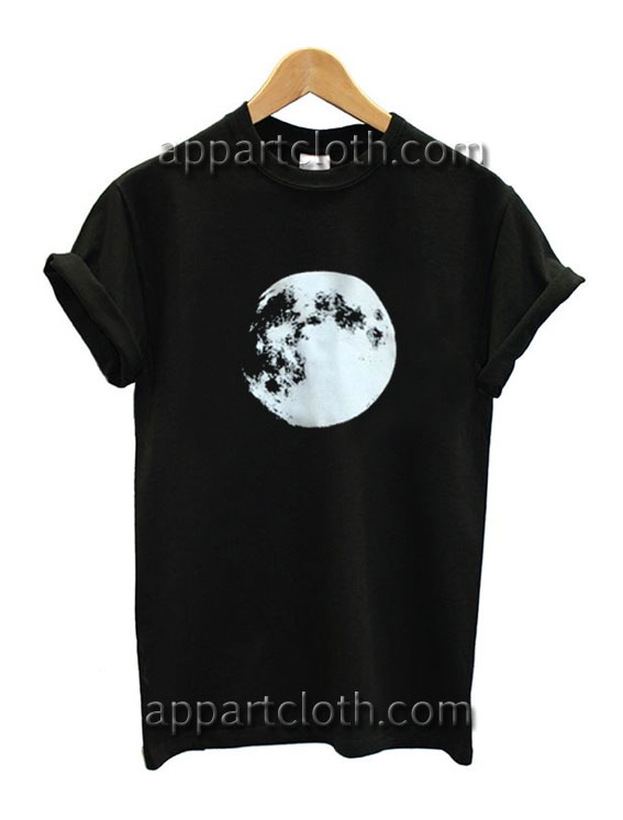 Moon Funny Shirts
