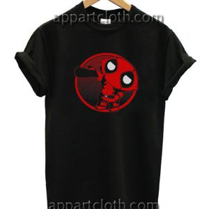 Stewie Deadpool Funny Shirts