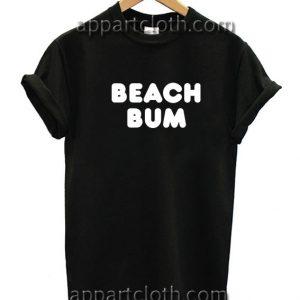 Beach Bum Funny Shirts