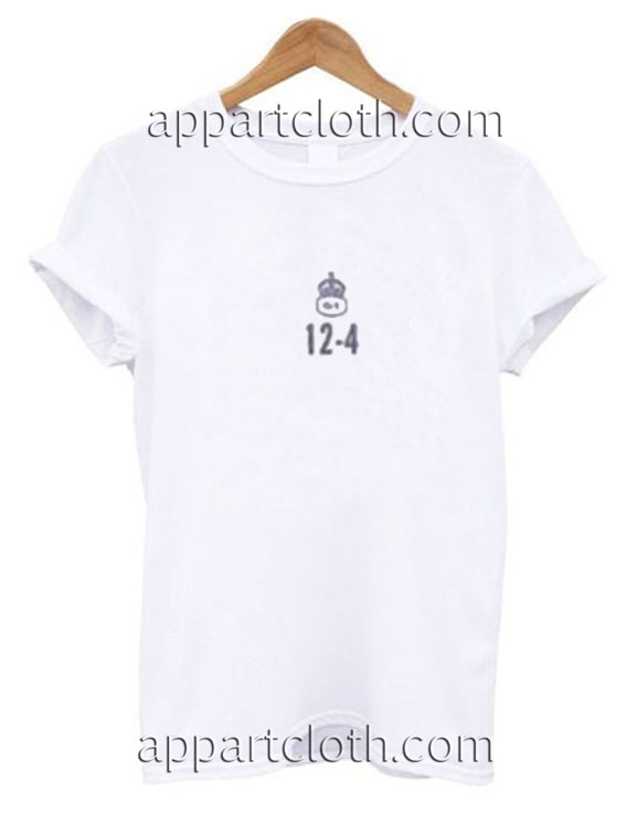 Crown 12 4 Funny Shirts T For Guys Birthday Adults