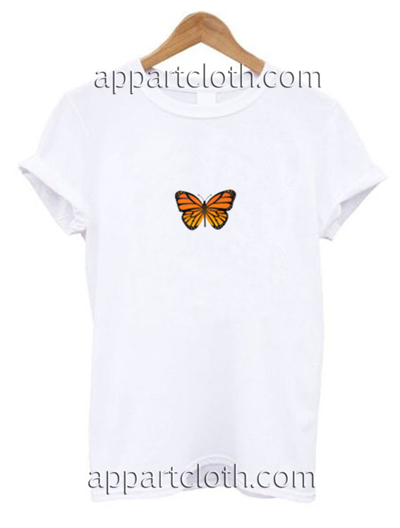 Little Butterfly Funny Shirts