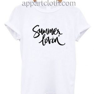 Summer Loving Funny Shirts