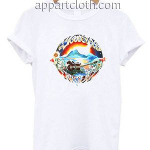 Woodstock Summer Of Love Style Funny Shirts
