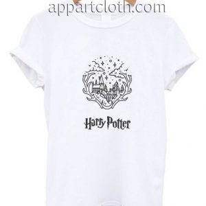 Harry Potter Logo Funny Shirts