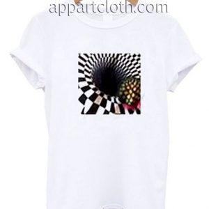 Optical illusion Funny Shirts