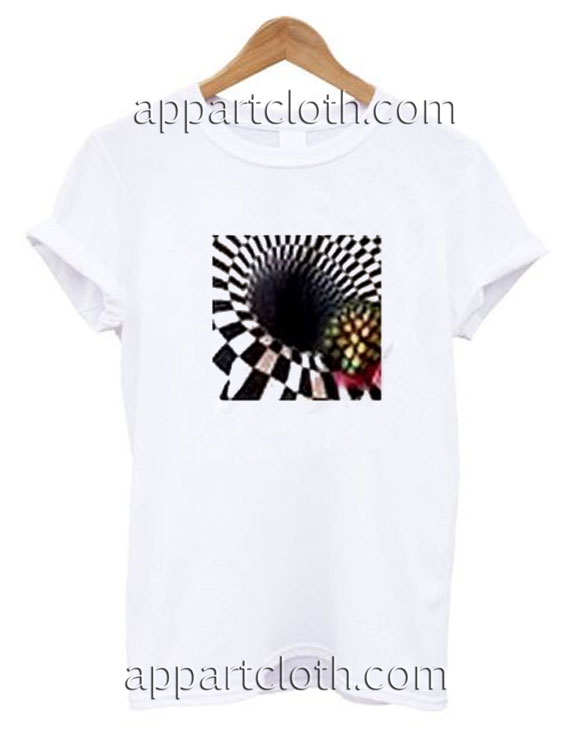 Optical illusion Funny Shirts