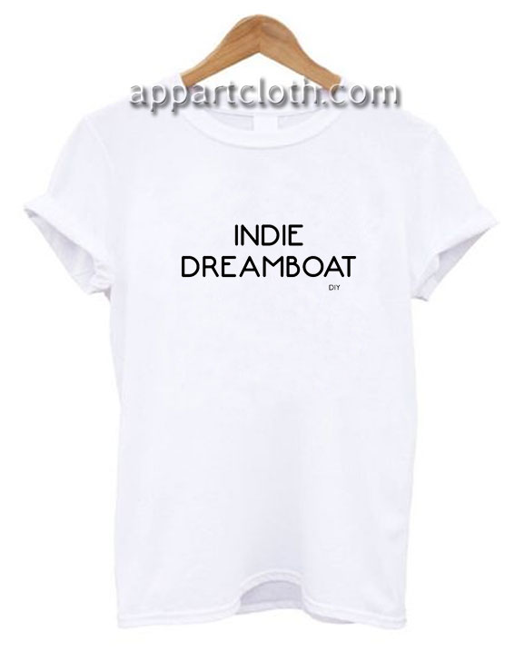 Indie Dreamboat DIY Funny Shirts