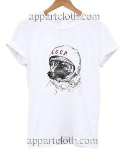 Laika The Space Dog Funny Shirts