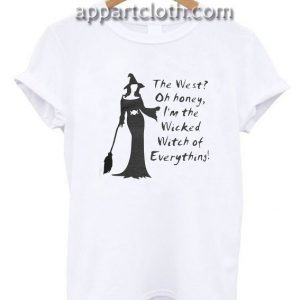 The West Oh Honey Funny Shirts