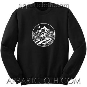 I Hate People Camp Unisex Sweatshirt
