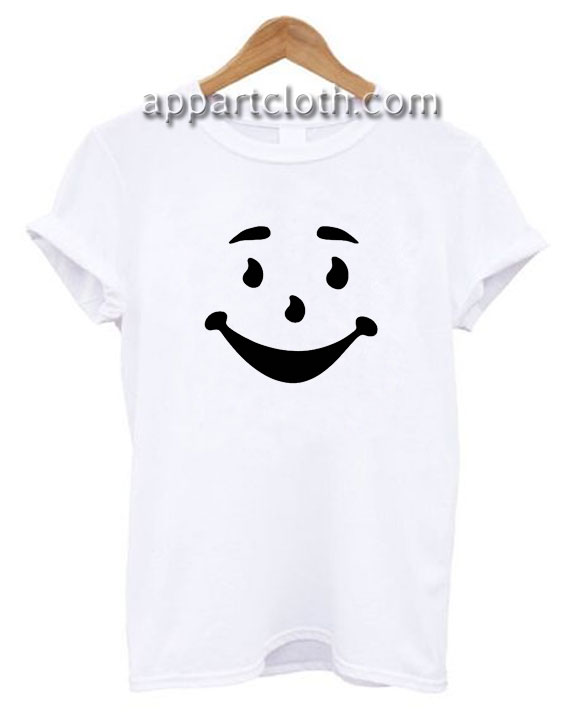 Kool Aid Man Funny Shirts