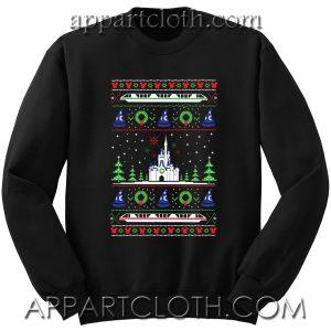 Disney Ugly Christmas Unisex Sweatshirt