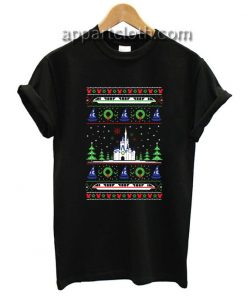 Disney Ugly Christmas Funny Shirts
