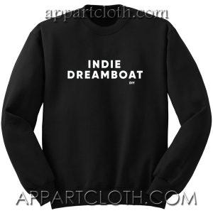 Indie Dreamboat DIY Unisex Sweatshirt