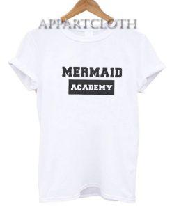 Mermaid Academy Funny Shirts
