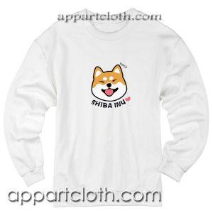 Shiba Inu Unisex Sweatshirt