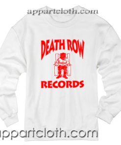 Death Row Records Unisex Sweatshirt