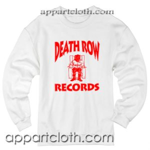 Death Row Records Unisex Sweatshirt