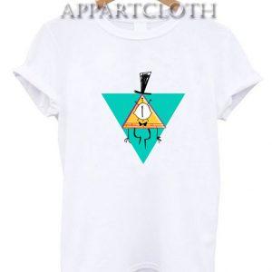 Gravity Falls Bill Cipher Funny Shirts