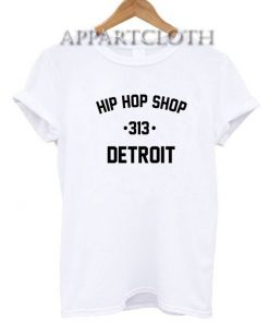 Hip Hop Shop Detroit Funny Shirts