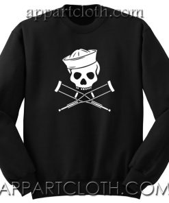 Jackass Sailor Unisex Sweatshirt
