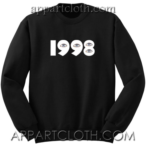 1998 Eyes Unisex Sweatshirt