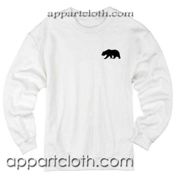 California Bear Unisex Sweatshirt
