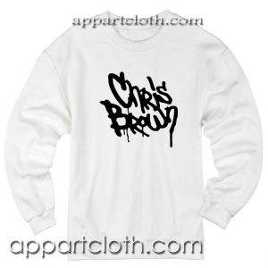 Chris Brown Fame Unisex Sweatshirt