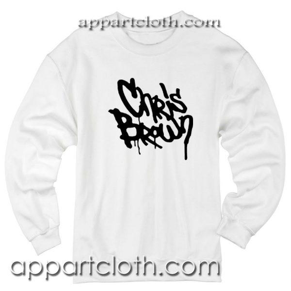 Chris Brown Fame Unisex Sweatshirt