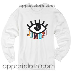 Eye Jim 071 Unisex Sweatshirt