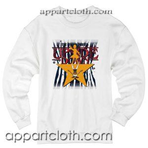 Hamilton The World Turned Upside Down Unisex Sweatshirt
