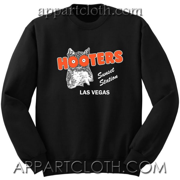 Hooters Las Vegas Unisex Sweatshirt