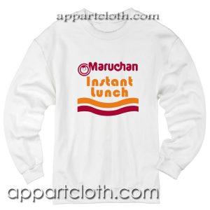 Maruchan Instant Lunch Unisex Sweatshirt