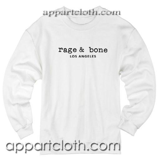 Rage And Bone Los Angeles Unisex Sweatshirt