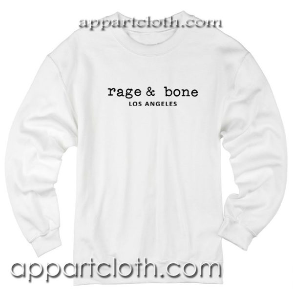 Rage And Bone Los Angeles Unisex Sweatshirt