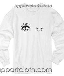Ring Eyes Unisex Sweatshirt