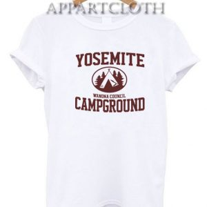 Yosemite Campground Funny Shirts